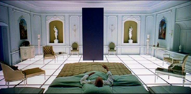 2001: A Space Odyssey (1968) 13 - Ernest Archer, Harry Lange and Tony Masters