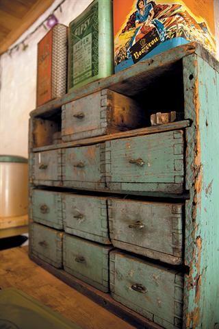 Old Drawer | Ou Laaikas