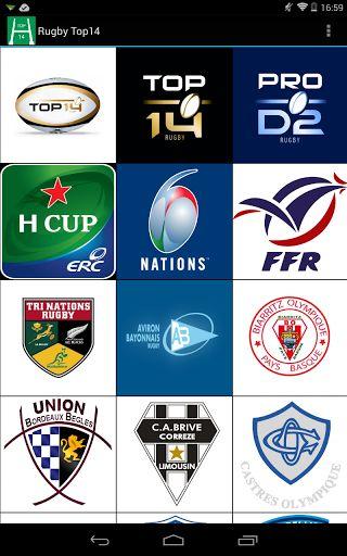 """""""Rugby Top 14 Actualité"""" est la seule application du PlayStore à vous proposer toute l'actualité du Rugby, Club par Club ....<p>Retrouvez automatiquement chaque jour, toute l'actualité sur le Rugby sur votre smartphone et/ou votre tablette.<p>Suivez la HCup, le tournoi des 6 Nations ou encore les nouvelles de l'équipe de France, via un menu dédié.<p>Vous aimez parier sur les match de Rugby, vous retrouverez les cotes de Parions Sport<p>Menu :<p>♛\tActualités générales<br>♛\tActualités Top14…"""