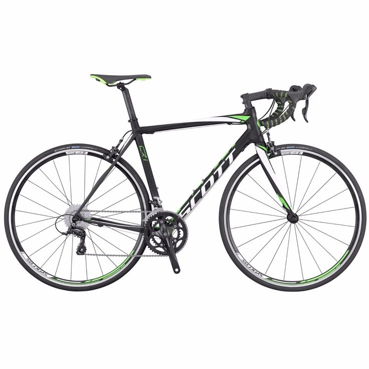 Bicycles 177831: 2016 Scott Cr1 30 Carbon Road Bike (54Cm) - Free Shipping! BUY IT NOW ONLY: $995.0