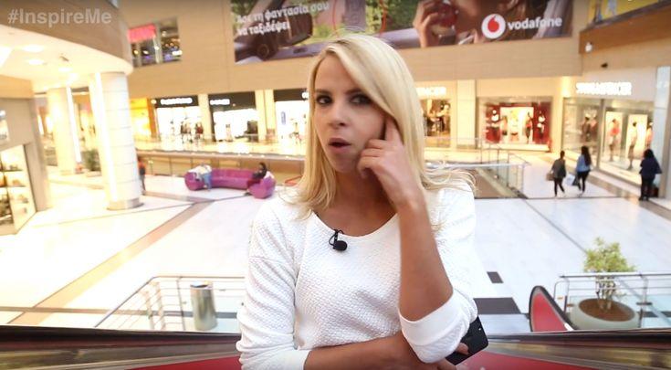 Η Τζένη Μελιτά βρέθηκε για ένα επαγγελματικό ραντεβού στο  Be twins Café Restaurant του The Mall Athens αλλά πρώτα πέρασε από το κατάστημα Calvin Klein Jeans για να βρει το τέλειο ρούχο για το ραντεβού της! Ελάτε και εσείς να ζήσετε την εμπειρία του The Mall Athens!