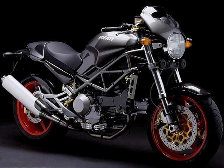 ducati m900 | Ducati Monster M900 S4 - Détails du Wallpaper