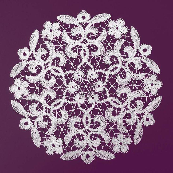 Slovenian bobbin lace