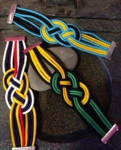 The Nautical Knot Cuff