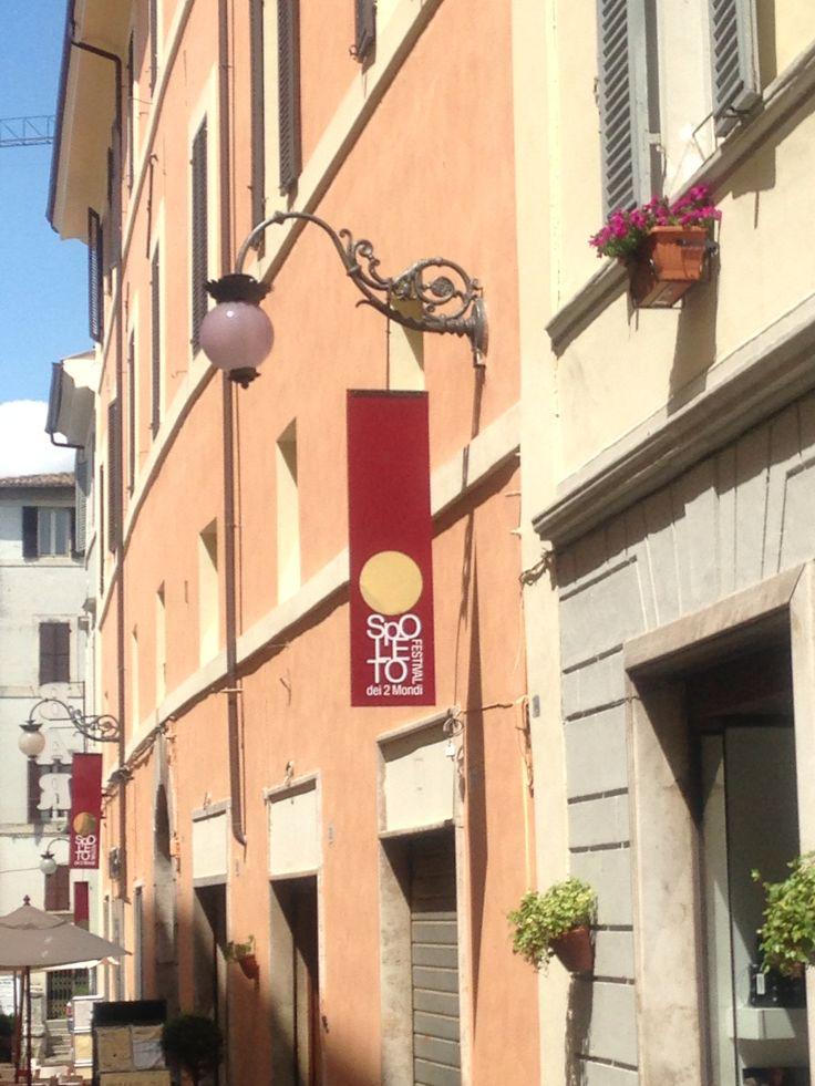 A poche ore dall'inzio di #spoleto56...