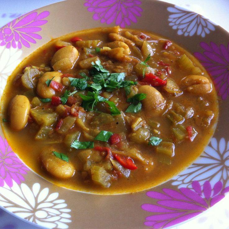 Indisk karrygryde med butterbeans2-1