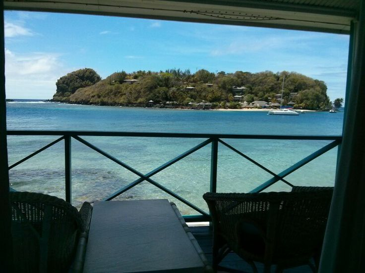 Layover in St Vincent