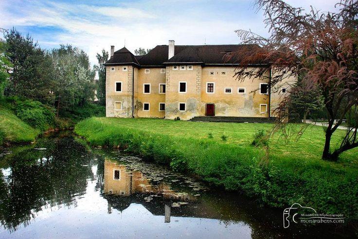 Puškinov kaštiel v Brodzanoch
