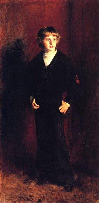 Cecil Harrison 1888. Джон Сингер Сарджент
