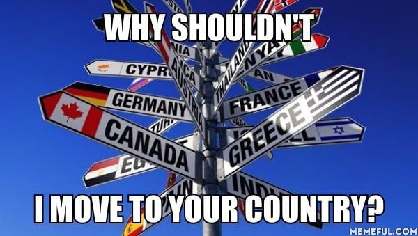 My country smell like pee and we urinate in the street
