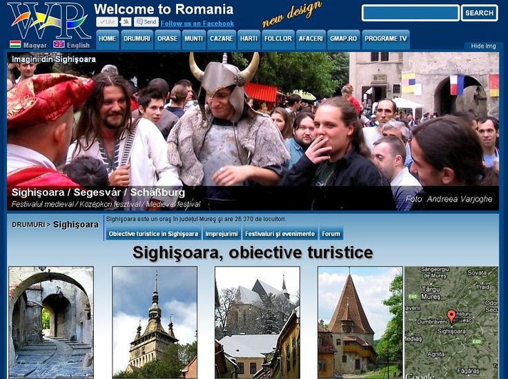 Sighisoara is a beautiful medieval city. Here is the interactive list of the city with all the sights http://www.welcometoromania.ro/Sighisoara/Sighisoara_Obiective_e.htm