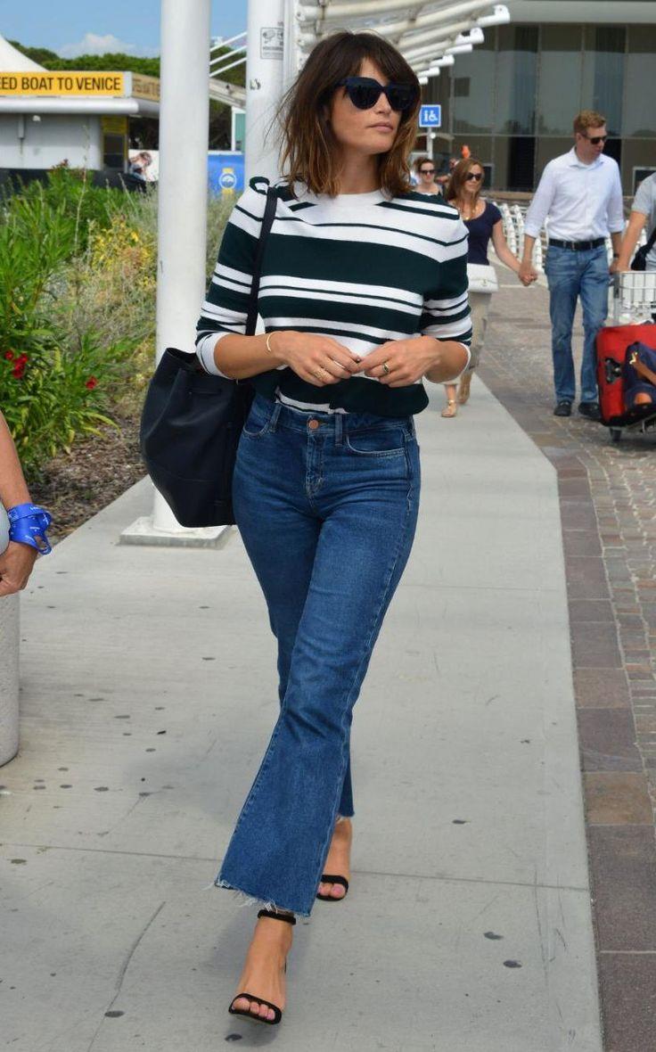 Timeless Beauty Gemma Arterton Street Style