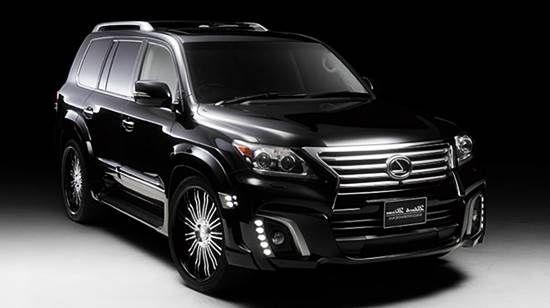 Lexus Hybrid Suv >> 2016 Lexus LX 570 Hybrid Price India