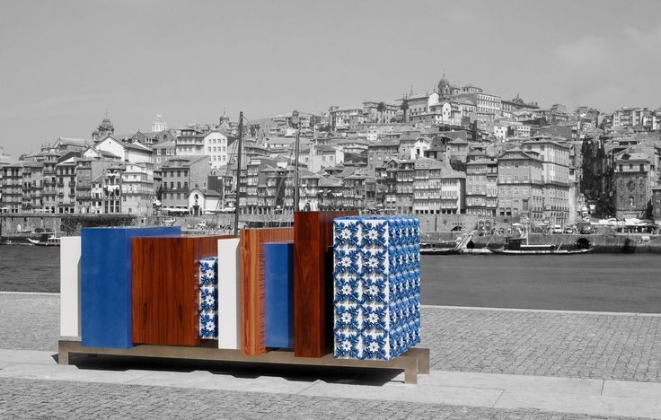 """""""The best view of Porto is from the otherside of the river. There you can see all its architectural silhouette."""" #bateye #luxuryfurniture #portocollection"""