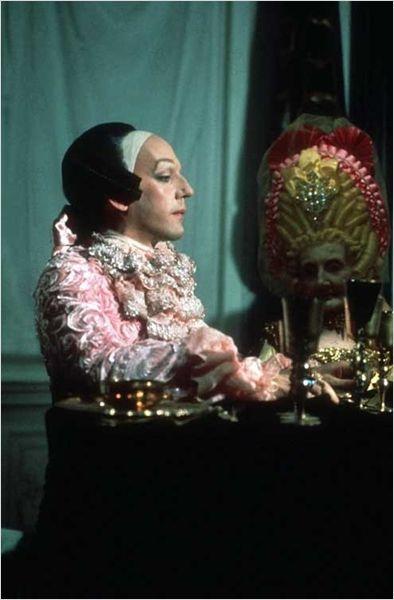 """Donald Sutherland, in """"Casanova"""" by Federico Fellini, 1976"""