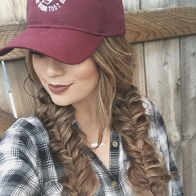 Hats + Braids | Just rooting for my favorite team