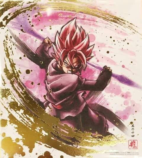 Son Goku Black Zamasu - Super Saiyan Rosé | Super Saiyan God Super Saiyan