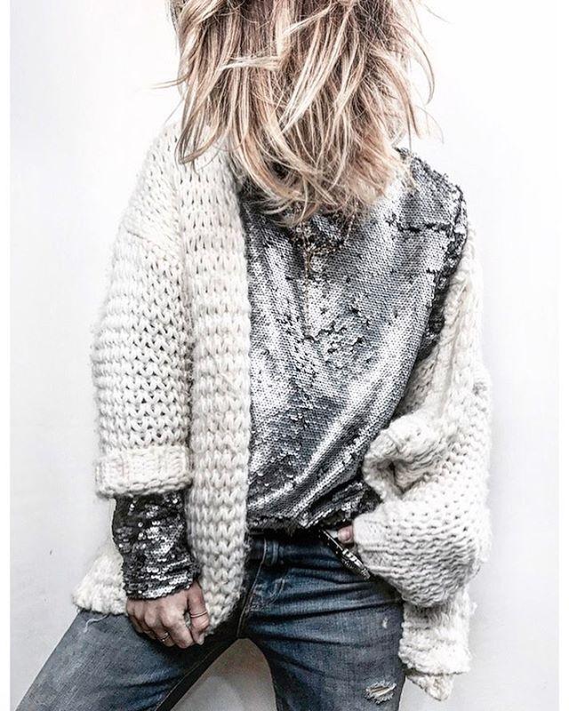 Rock 'n' Roll Style ☆ noeudsjustine #sequins