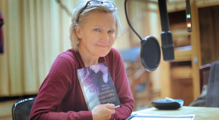 Głos Marii Pakulnis doskonale znany jest słuchaczom Dwójki * * * * * * www.polskieradio.pl YOU TUBE www.youtube.com/user/polskieradiopl FACEBOOK www.facebook.com/polskieradiopl?ref=hl INSTAGRAM www.instagram.com/polskieradio