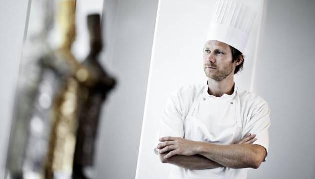 Danish Michelin restaurants 2013