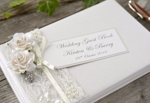 17 Best Ideas About Wedding Planner Book On Pinterest: 17 Best Ideas About Personalised Wedding Guest Book On