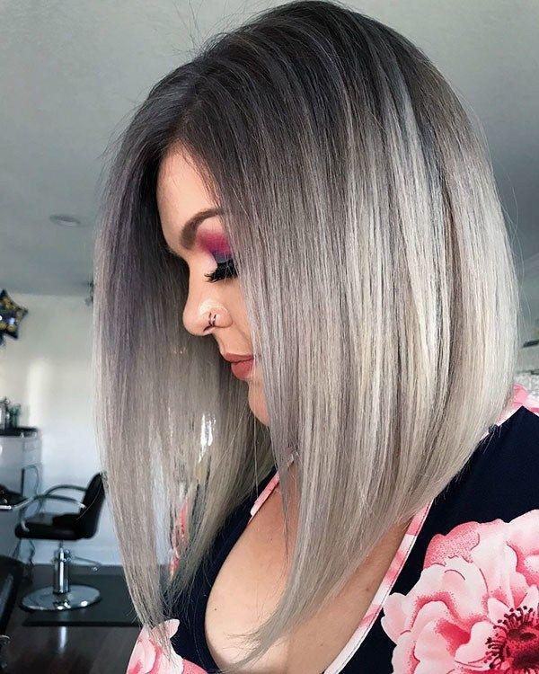 Popular Bob Hairstyles 2019