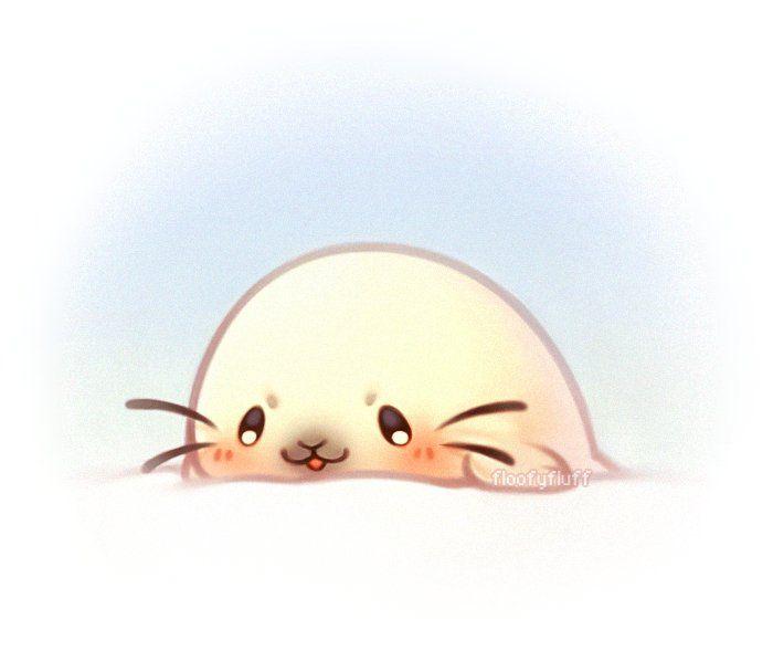 уже милые рисунки тюлень обладает большей прочностью