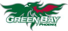 Phoenix, University of Wisconsin (Green Bay, Wisconsin) Div I, 1st Conf: Horizon League #Phoenix #GreenBay #NCAA (L6607)