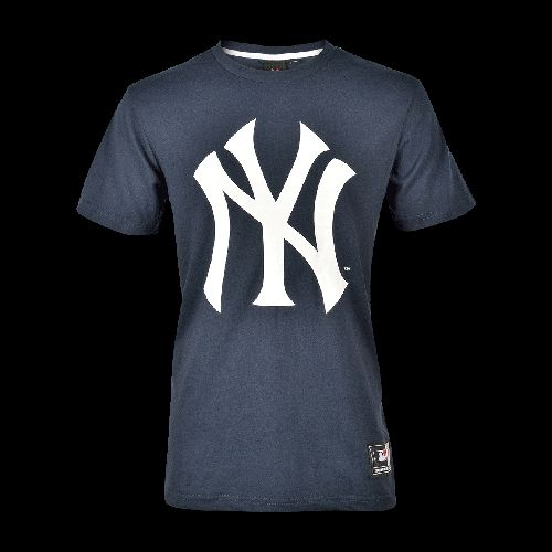 MAJESTIC YANKEES LOGO TEE now available at Foot Locker