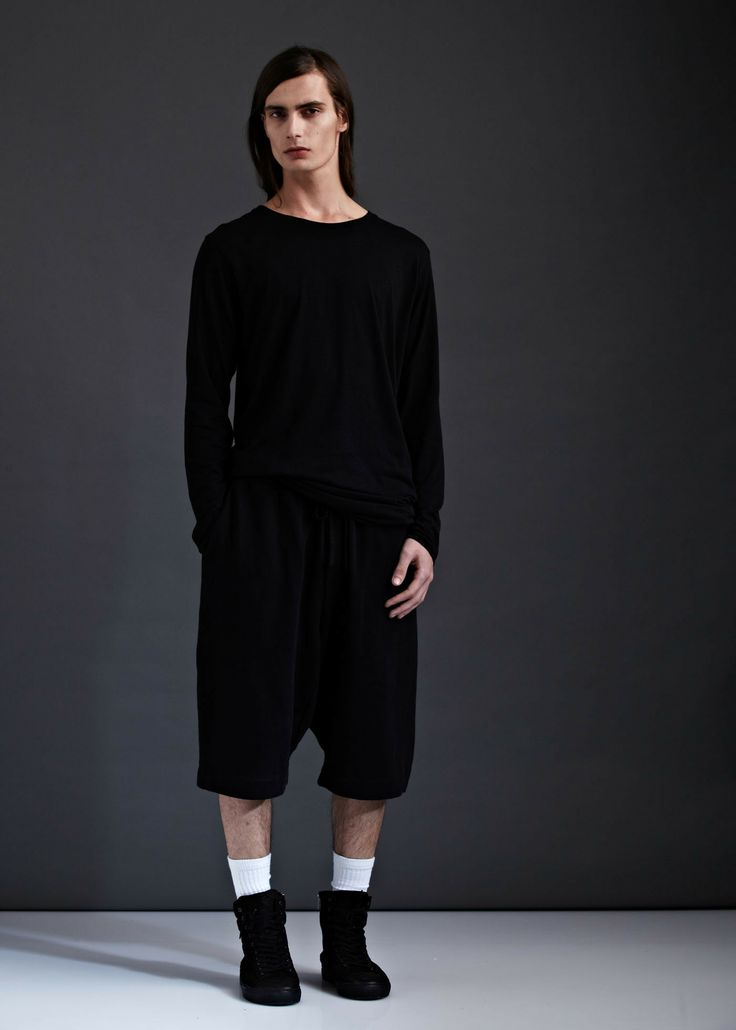 Stripped Down Long Sleeve by Kowtow. Ethical organic cotton.