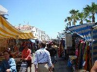 Übersicht der Wochenmärkte in Andalusien an der Costa del Sol bzw. der Axarquia - Ferienhäuser in Spanien Andalusien an der Costa del Sol zu vermieten und zu verkaufen