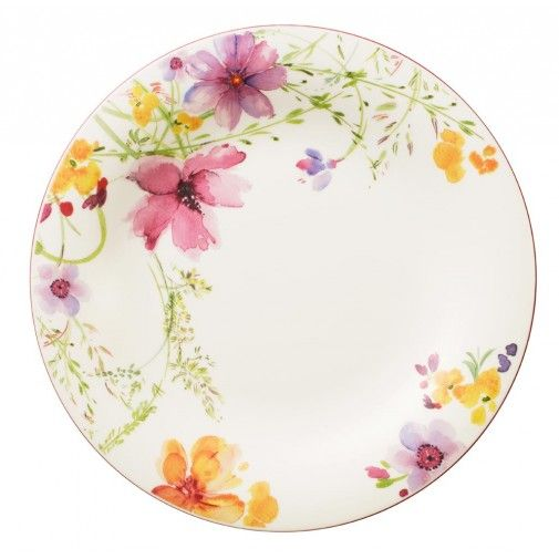 Villeroy & Boch Mariefleur Basic Dinner Plate 10 1/2 in-01