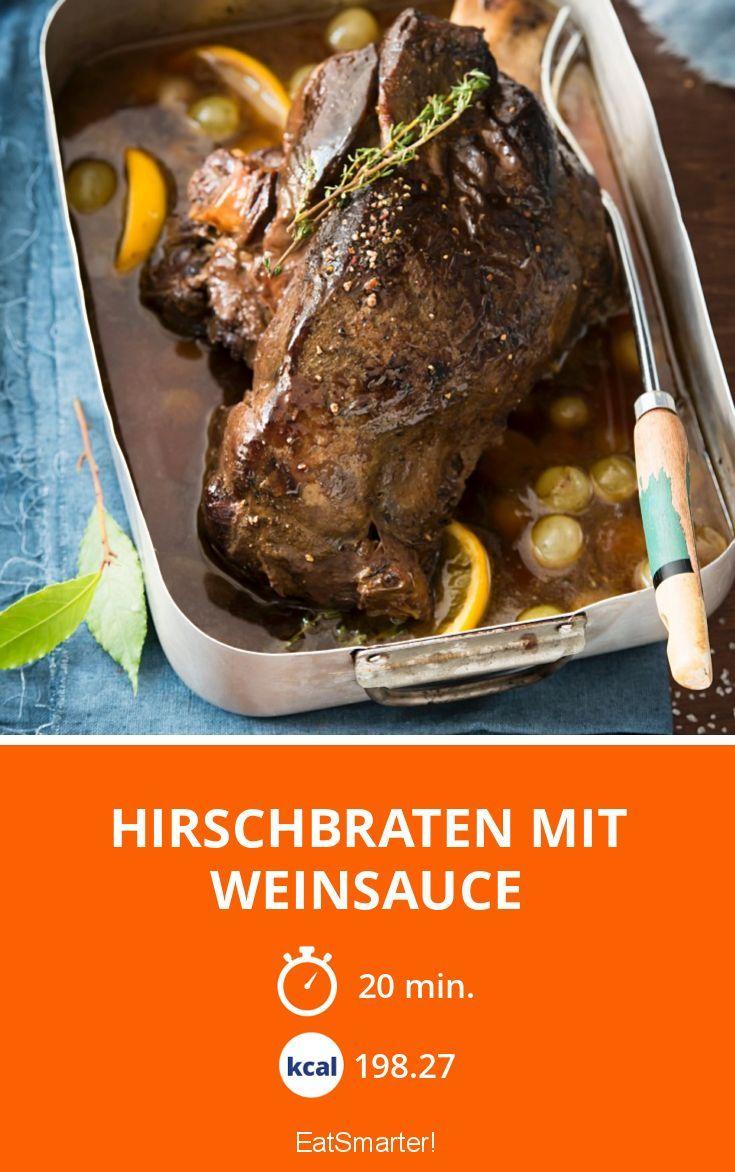 Hirschbraten schuhbeck weihnachten rezept