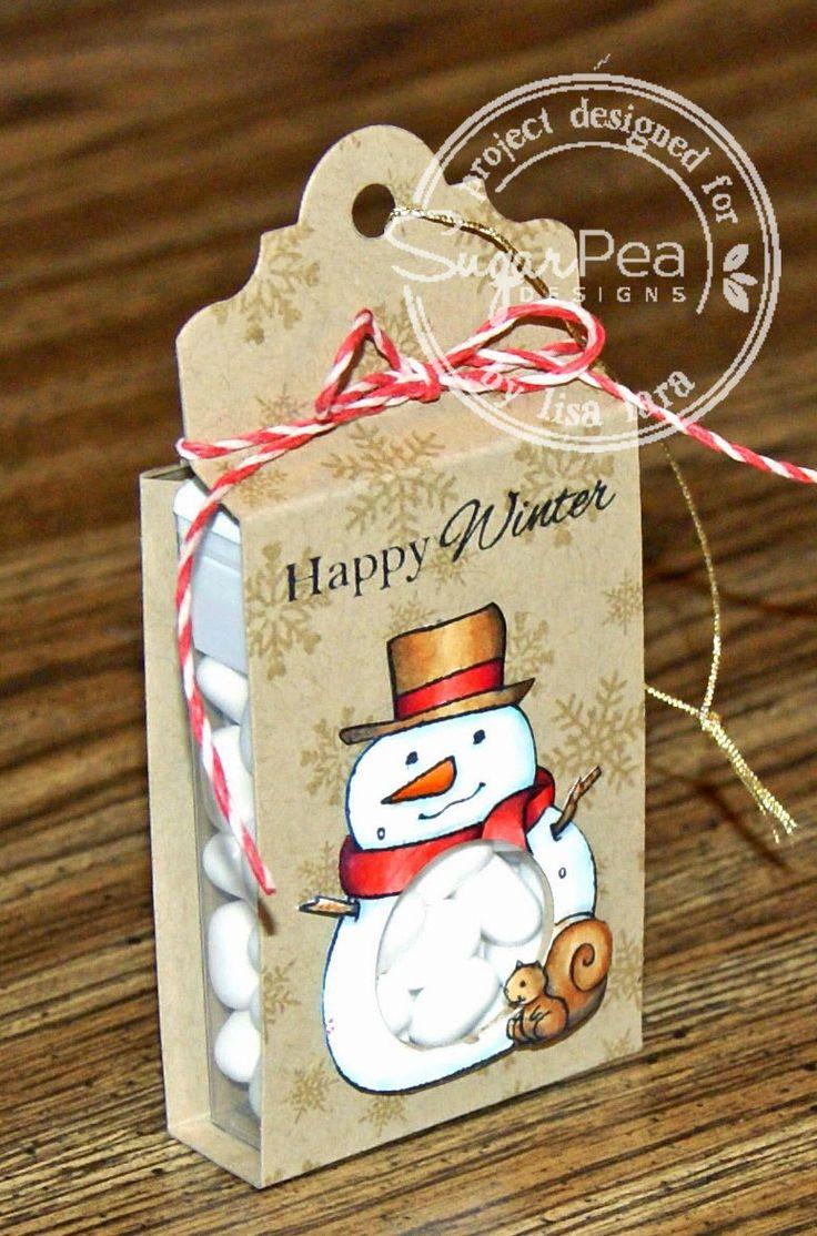 Lisa's Life Lines: SPD December Sweet 2 Repeat Blog Hop