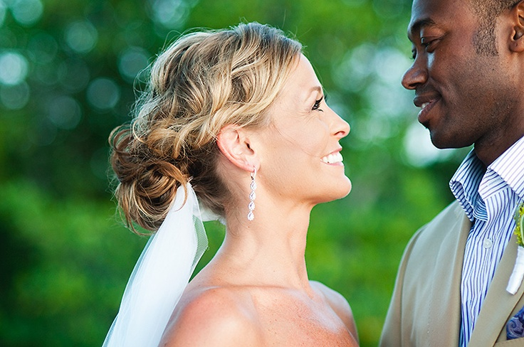 Jessica Kettle , Aruba destination wedding. I love interracial couples or biracial couples which ever you wan to call it!!
