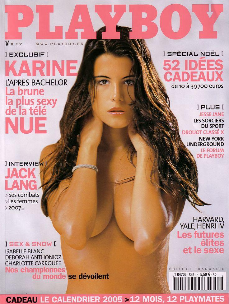 il y a quelques années, Karine Ferri n'a pas hésité à faire le buzz. Au tout début de sa carrière, Karine Ferri a accepté de poser nue dans le magazine Playboy. Des photos très sexy, sur lesquelles…