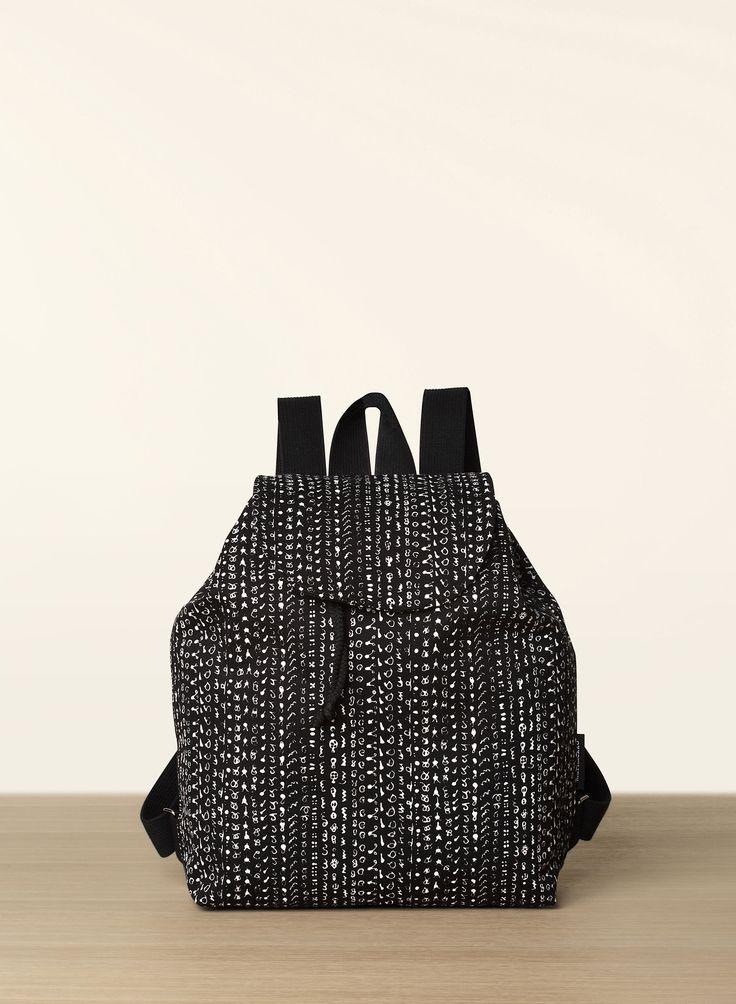 Erika Hamppu backpack by Marimekko