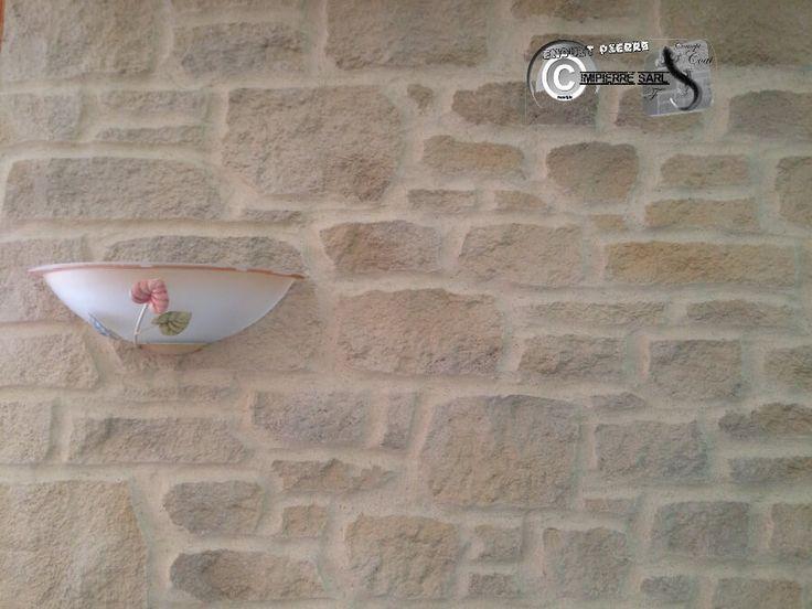 Best Enduit Pierre Interieur Mur En Pierre Apparente  Images