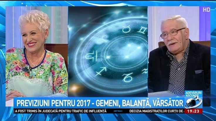 Horoscop 2017 - Gemeni , Balanță și Vărsător