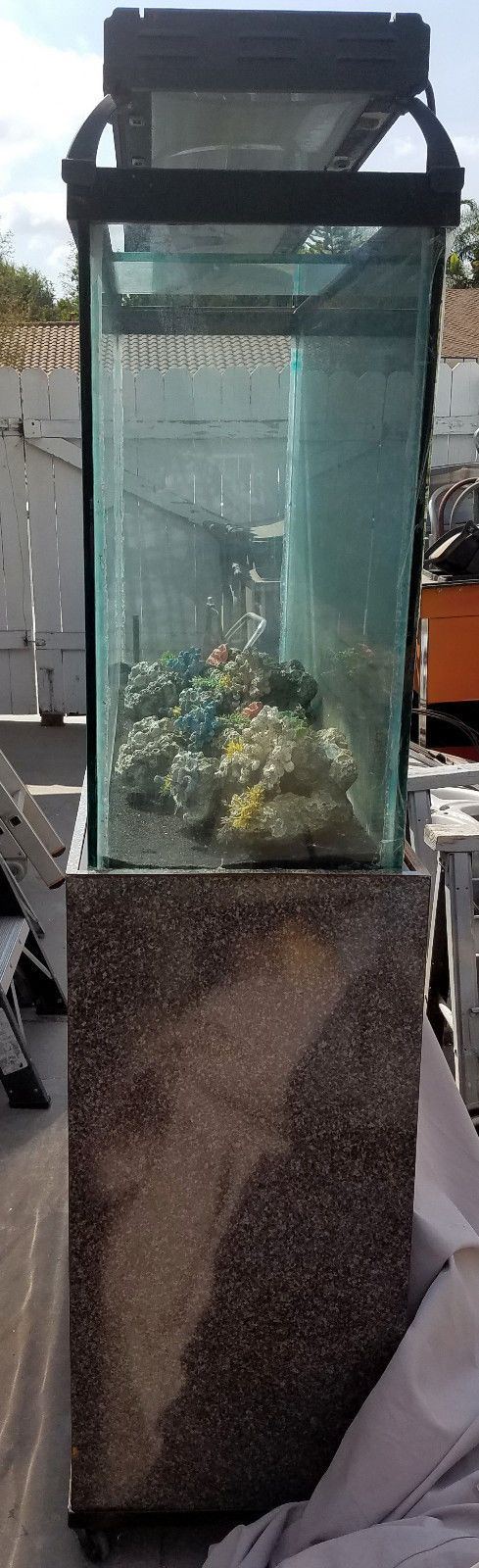 Fish Aquarium Hood