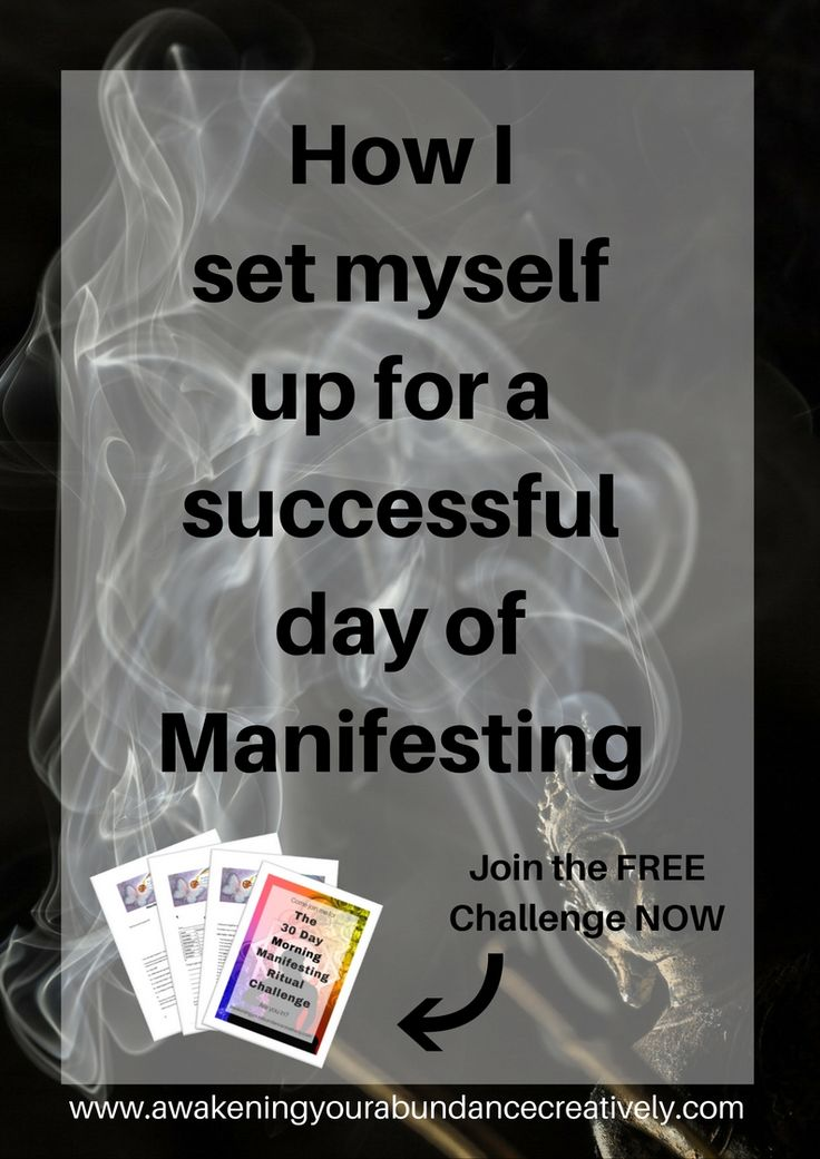 Are needing motivation to get you manifesting MOJO back? If you are - then read on!
