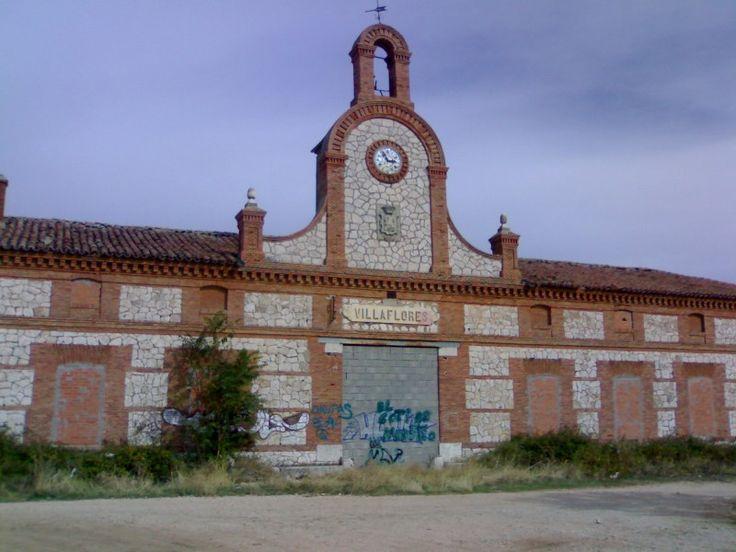 Villaflores. Un poblado fantasma de Guadalajara