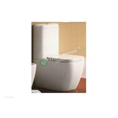 Toilet Suite - BTW CT10100