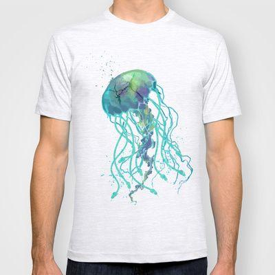 Medusa  T-shirt by Daniac Design - $22.00
