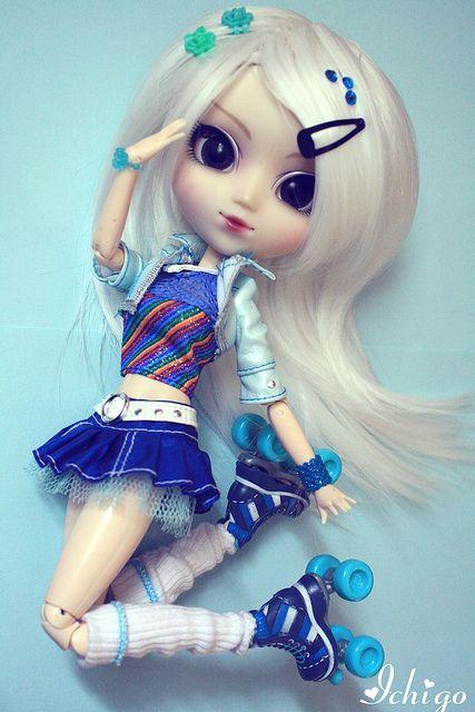 Pullip nahh-ato fashion doll 87