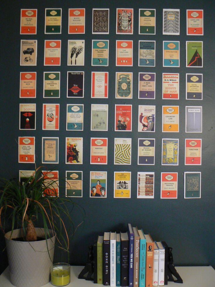 mylittlehousedesign.com postcard wall art