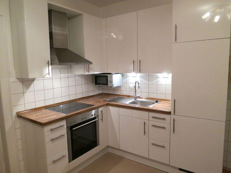 Schnäppchen-Küchen - Detailbilder 5423 Küche Pinterest - Küchen Weiß Hochglanz