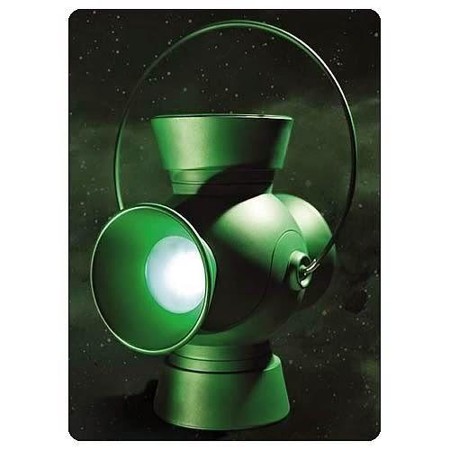 BLOG DOS BRINQUEDOS: Lanterna Verde bateria e Anel