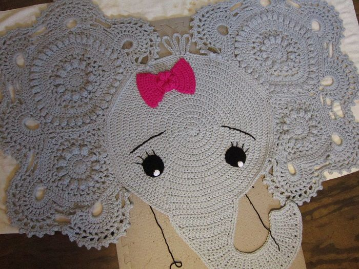 Crochet Elephant Rug : 1000+ images about My Link Parties on Pinterest