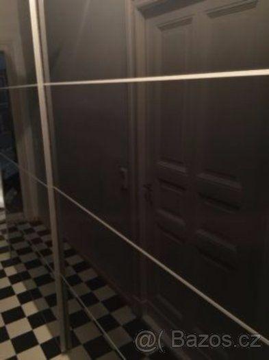 ŠATNÍ SKŘÍN IKEA PAX S POSUVNÝMI DVEŘMI UGDAL 3,0m - Jablonec nad Nisou, prodám